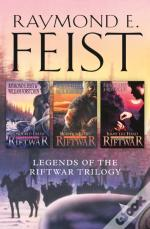 Complete Legends Of The Riftwar Trilogy: Honoured Enemy, Murder In Lamut, Jimmy The Hand