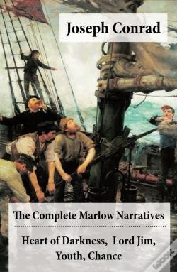 Wook.pt - Complete Marlow Narratives: Heart Of Darkness + Lord Jim + Youth + Chance (Unabridged)
