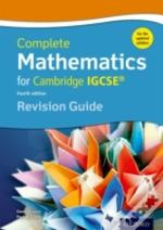 Complete Mathematics For Cambridge Igcse(R) 4th Edition Revision Guide (Core & Extended)