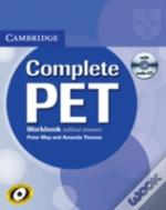 Complete PET - Workbook