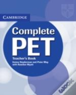Complete Pet Teachers Book