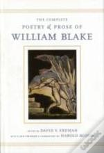 Complete Poetry And Prose Of William Blake