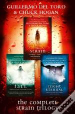 Complete Strain Trilogy: The Strain, The Fall, The Night Eternal