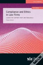 Compliance & Ethics In Law Firms 2nd Edi