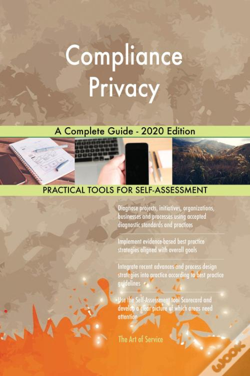 Baixar Do Epub Compliance Privacy A Complete Guide - 2020 Edition