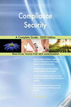 Wook.pt - Compliance Security A Complete Guide - 2020 Edition
