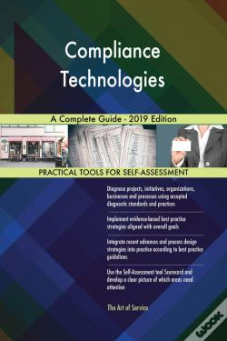 Wook.pt - Compliance Technologies A Complete Guide - 2019 Edition