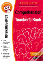 Comprehension Teacher'S Book (Year 6)