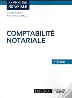 Wook.pt - Comptabilite Notariale 2eme Edition