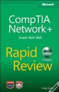 Wook.pt - Comptia Network+ Rapid Review (Exam N10-005)