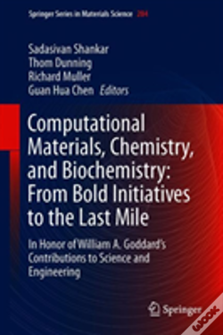 Wook.pt - Computational Materials, Chemistry, And Biochemistry: From Bold Initiatives To The Last Mile