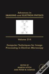 Computer Techniques For Image Processing In Electron Microscopy