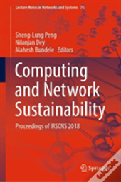 Computing And Network Sustainability