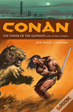 Conanthe Tower Of The Elephant And Other Stories