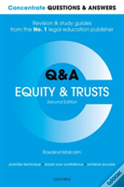 Wook.pt - Concentrate Questions And Answers Equity And Trusts