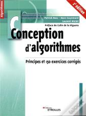 Conception D'Algorithmes - Principes Et 150 Exercices Corriges