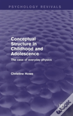 Conceptual Structure In Childhood And Adolescence