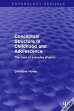 Wook.pt - Conceptual Structure In Childhood And Adolescence