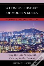 Concise History Of Modern Korepb