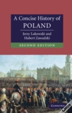 Wook.pt - Concise History Of Poland