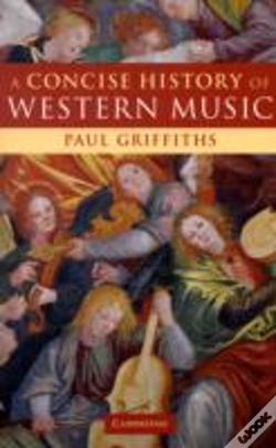Wook.pt - Concise History Of Western Music