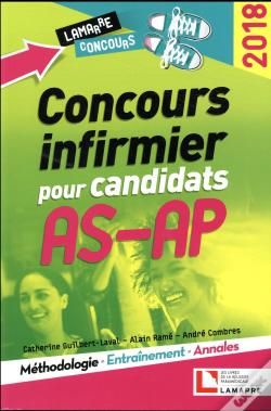 Wook.pt - Concours Infirmier Pour Candidats As-Ap 2018