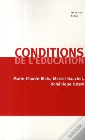 Conditions De L'Éducation