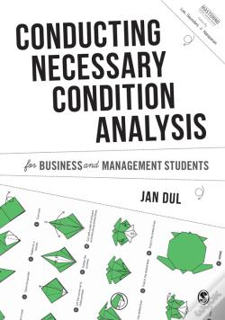 Wook.pt - Conducting Necessary Condition Analysis For Business And Management Students