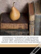 Conference Of Bishops Of The Anglican Co