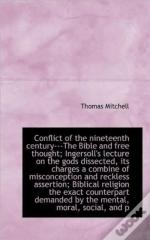 Conflict Of The Nineteenth Century---The