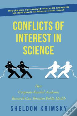 Wook.pt - Conflicts Of Interest In Science