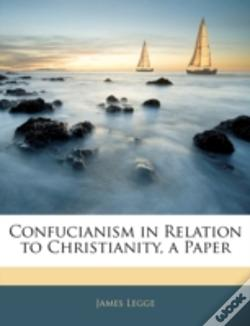 Wook.pt - Confucianism In Relation To Christianity