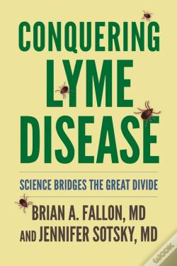 Wook.pt - Conquering Lyme Disease