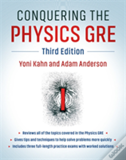 Wook.pt - Conquering The Physics Gre 3ed