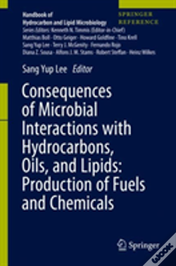 Wook.pt - Consequences Of Microbial Interactions With Hydrocarbons, Oils, And Lipids: Production Of Fuels And Chemicals