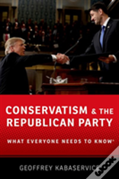 Conservatism And The Republican Party