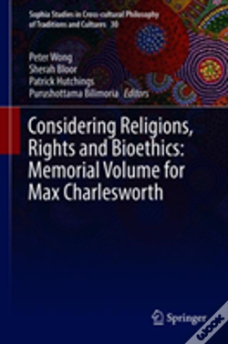 Wook.pt - Considering Religions, Rights And Bioethics