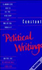 Constant: Political Writings