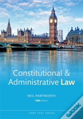 Constitutional Administrative Law 10e