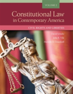 Wook.pt - Constitutional Law In Contemporary America, Volume 2