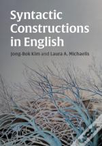 Construction Grammar Of English
