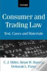 Consumer And Trading Law