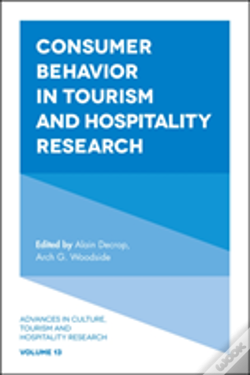 Wook.pt - Consumer Behavior In Tourism And Hospitality Research