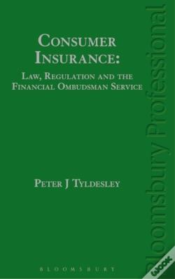 Wook.pt - Consumer Insurance: Law, Regulation And The Financial Ombudsman Service
