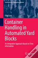 Container Handling In Automated Yard Blocks