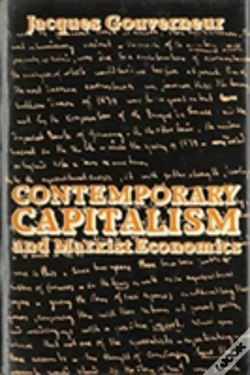 Wook.pt - Contemporary Capitalism And Marxist Economics