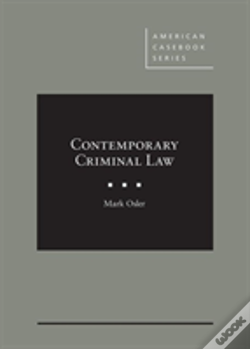Wook.pt - Contemporary Criminal Law