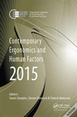 Wook.pt - Contemporary Ergonomics And Human Factors 2015