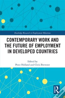 Wook.pt - Contemporary Work And The Future Of Employment In Developed Countries