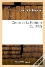 Contes De La Fontaine Edition 1852